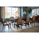 Kincaid Furniture Elise Formal Dining Room Group - Item Number: 77 Dining Room Group 5