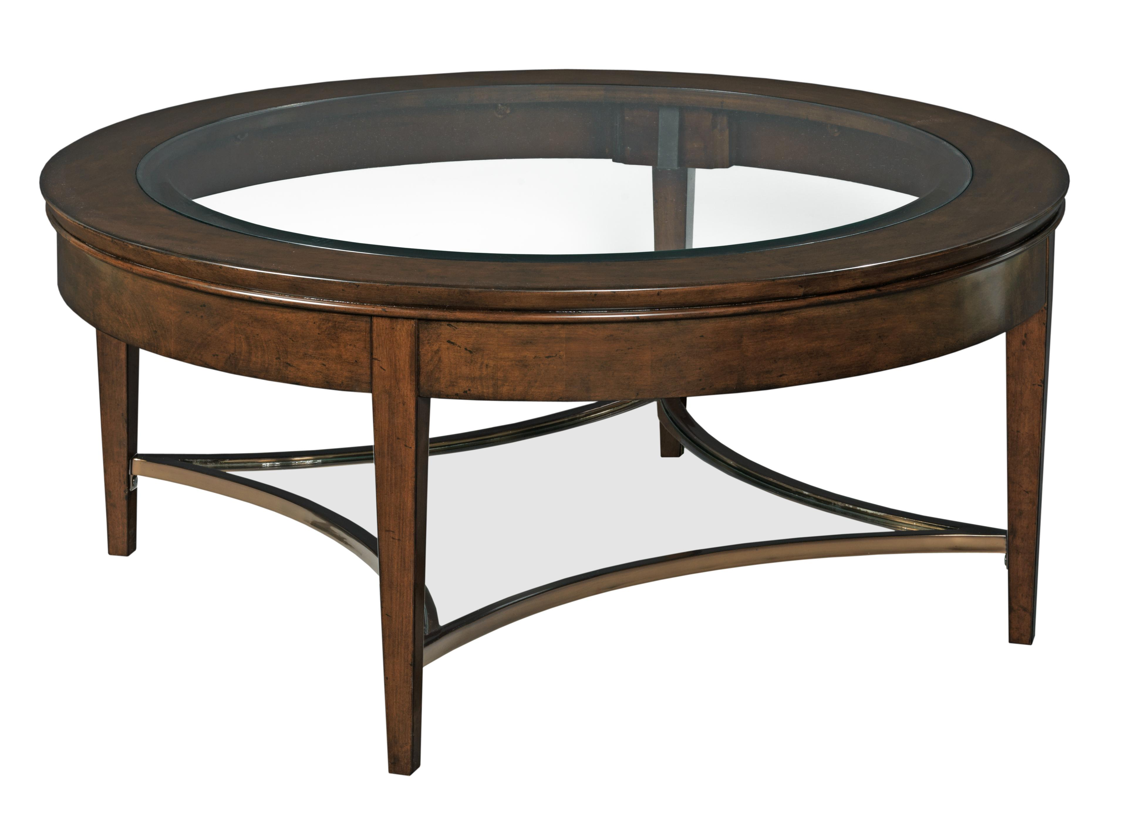 Kincaid Furniture Elise Aura Cocktail Table - Item Number: 77-024