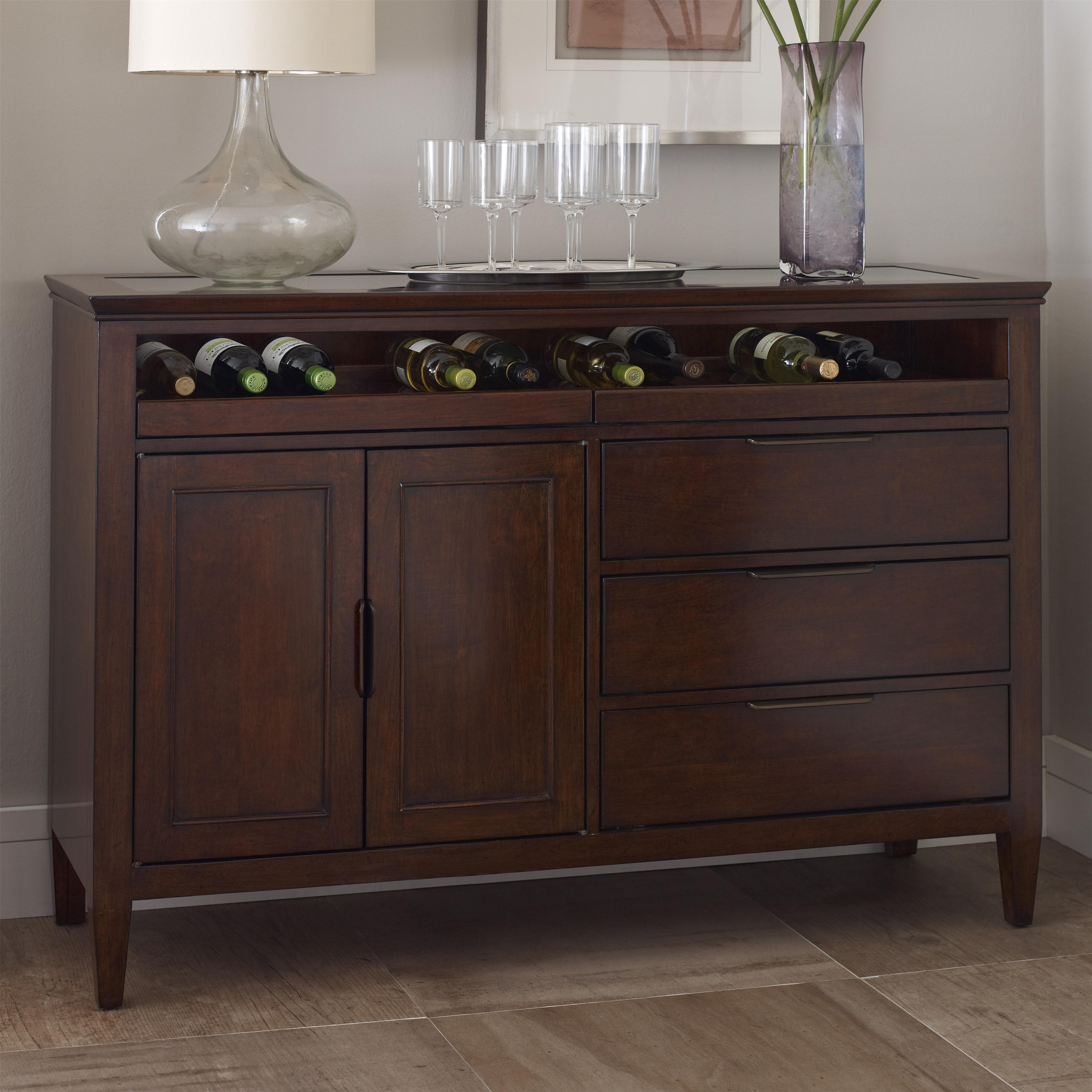 Kincaid Furniture Elise Solano Wine Server