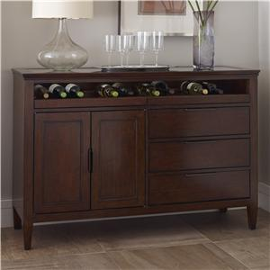 Kincaid Furniture Elise Solano Wine Server