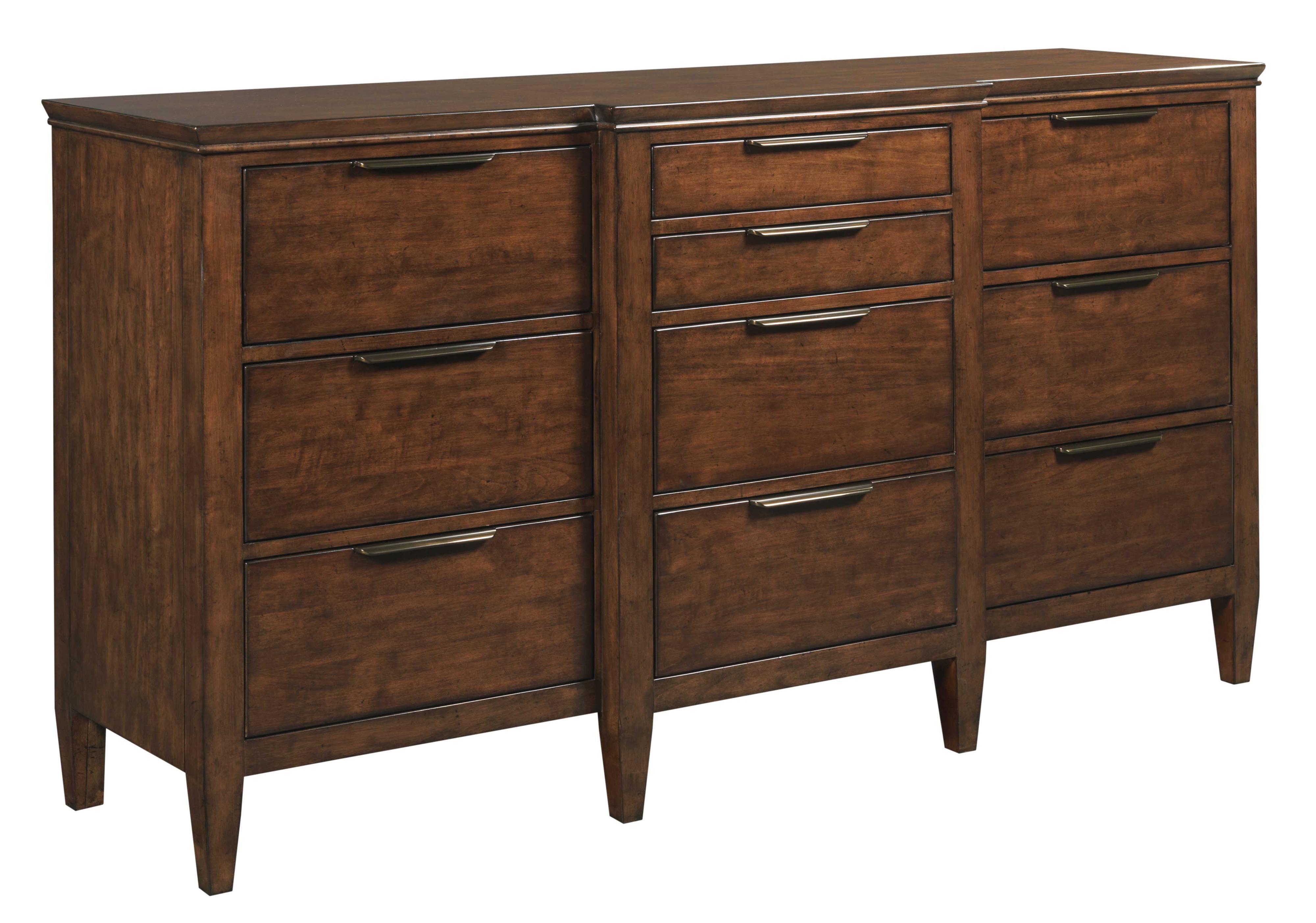 Kincaid Furniture Elise Bristow Dresser - Item Number: 77-160