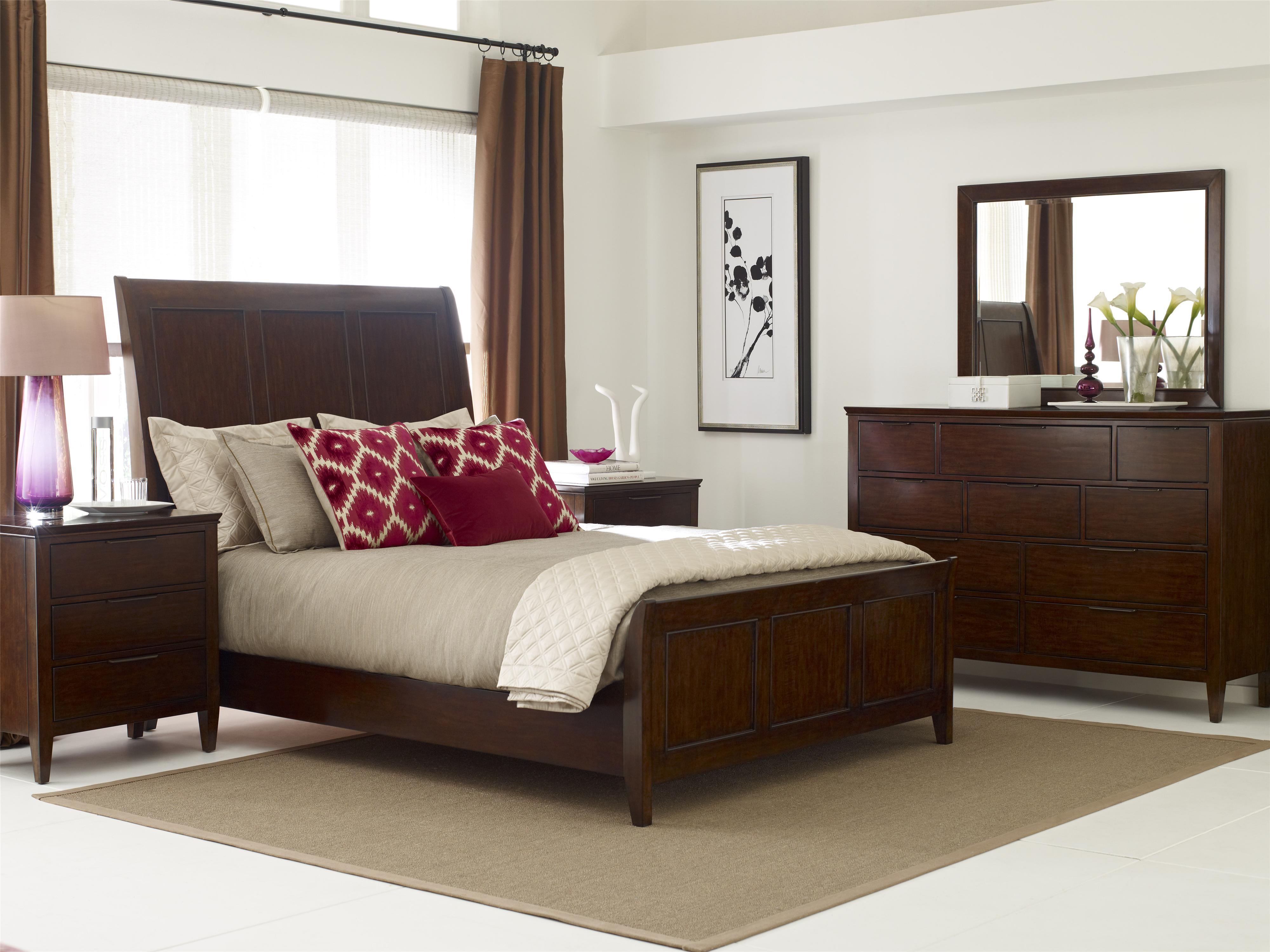 Kincaid furniture elise transitional luccia bureau and - Kincaid bedroom furniture for sale ...
