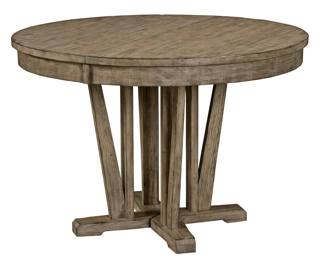 Foundry Round Dining Table at Stoney Creek Furniture
