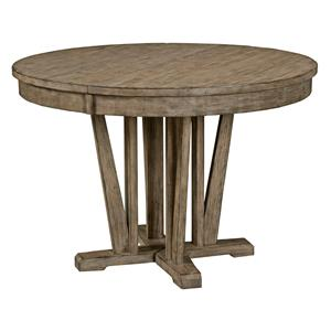 Kincaid Furniture Foundry Round Dining Table