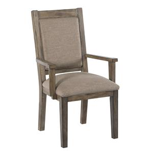 Kincaid Furniture Foundry Upholstered Arm Chair