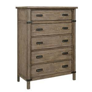 Kincaid Furniture Foundry Drawer Chest