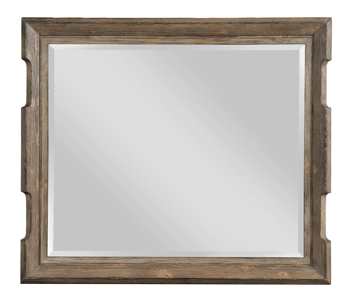 Foundry Landscape Mirror by Kincaid Furniture at Northeast Factory Direct