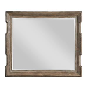 Kincaid Furniture Foundry Landscape Mirror