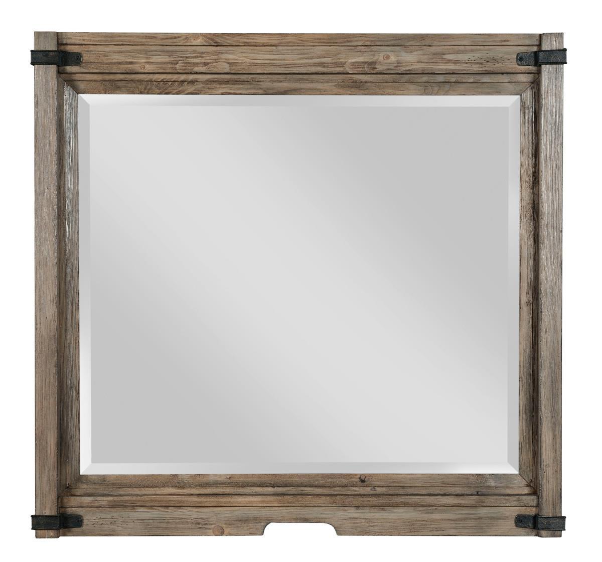 Kincaid Furniture Foundry Bureau Mirror - Item Number: 59-118