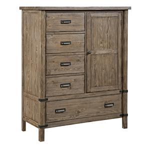 Kincaid Furniture Foundry Door Chest