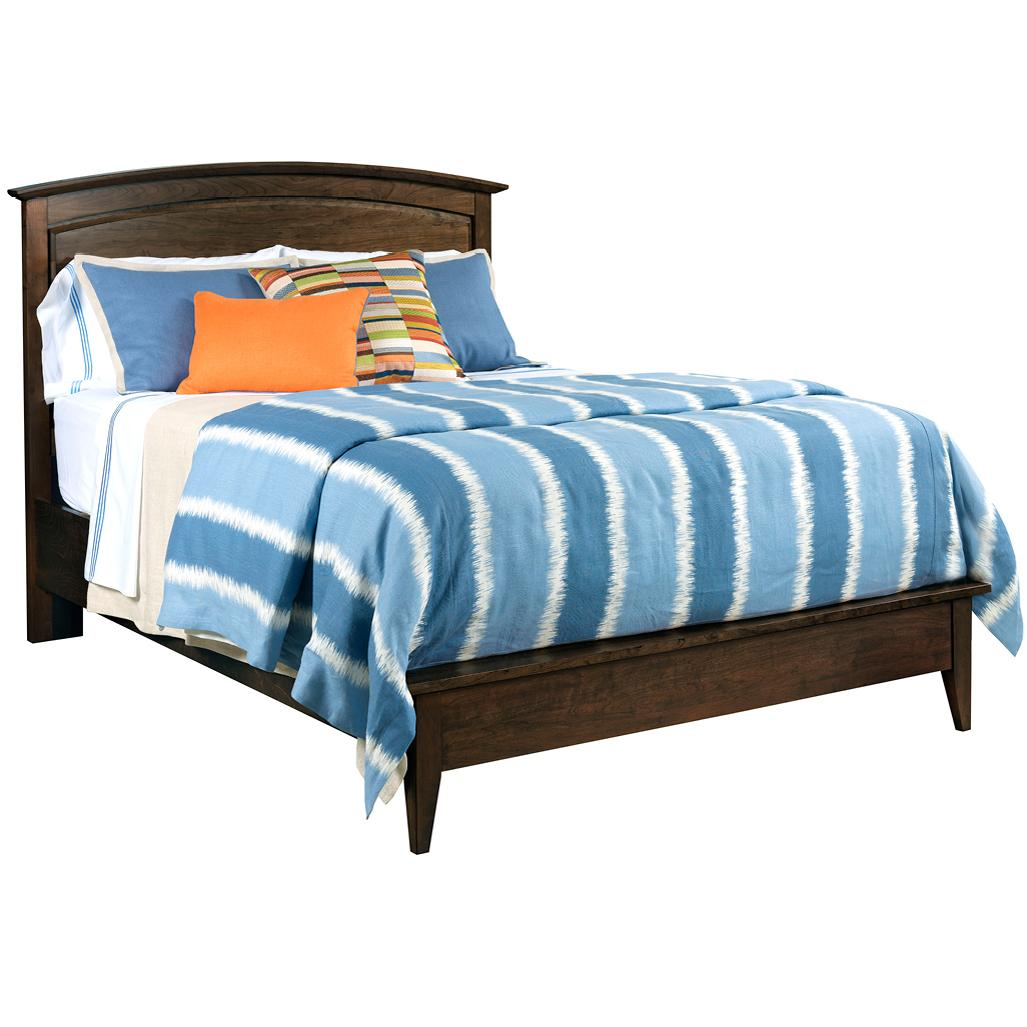 Kincaid Furniture Gatherings King Arch Bed - Item Number: 44-2230