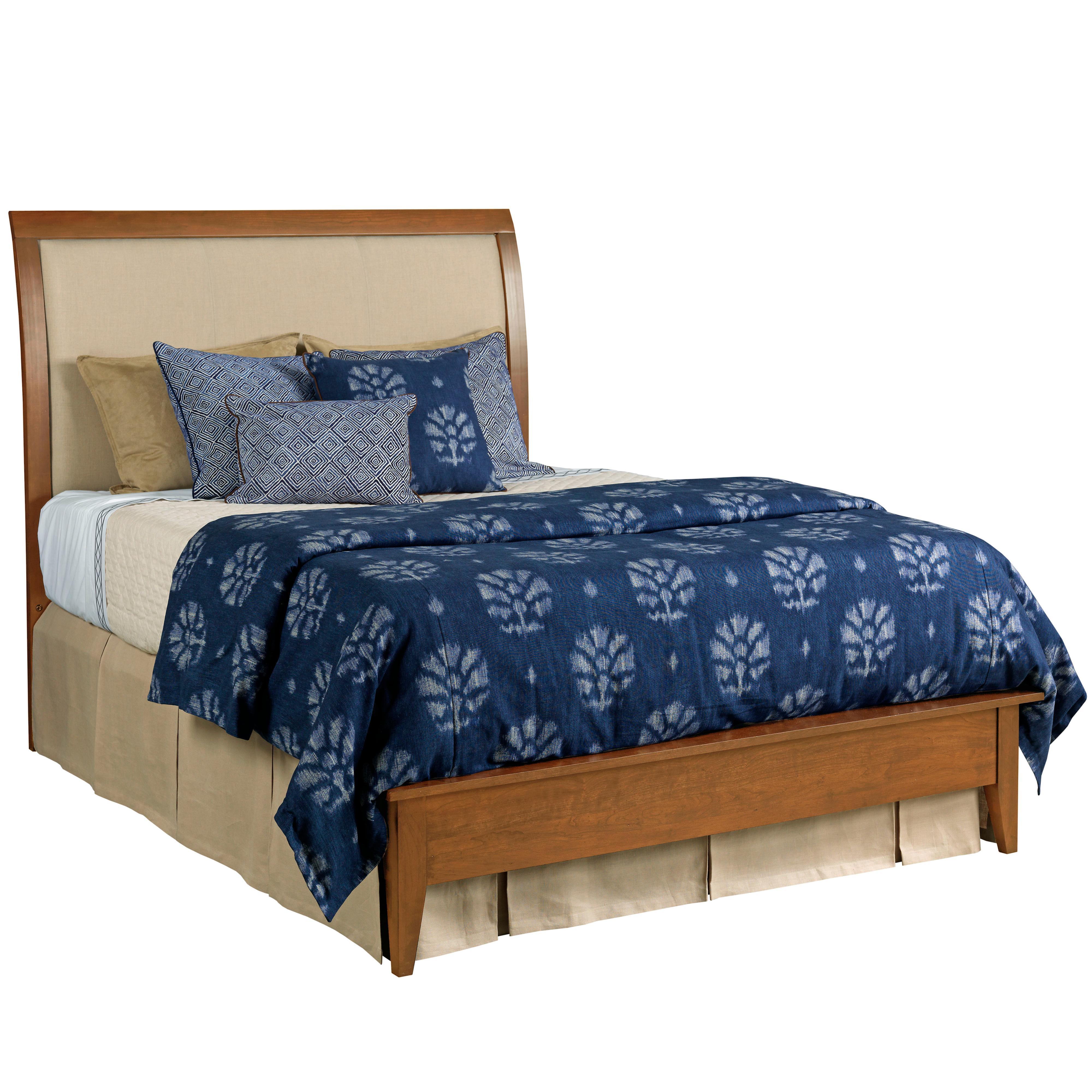 Kincaid Furniture Gatherings King Meridian Bed - Item Number: 44-2610