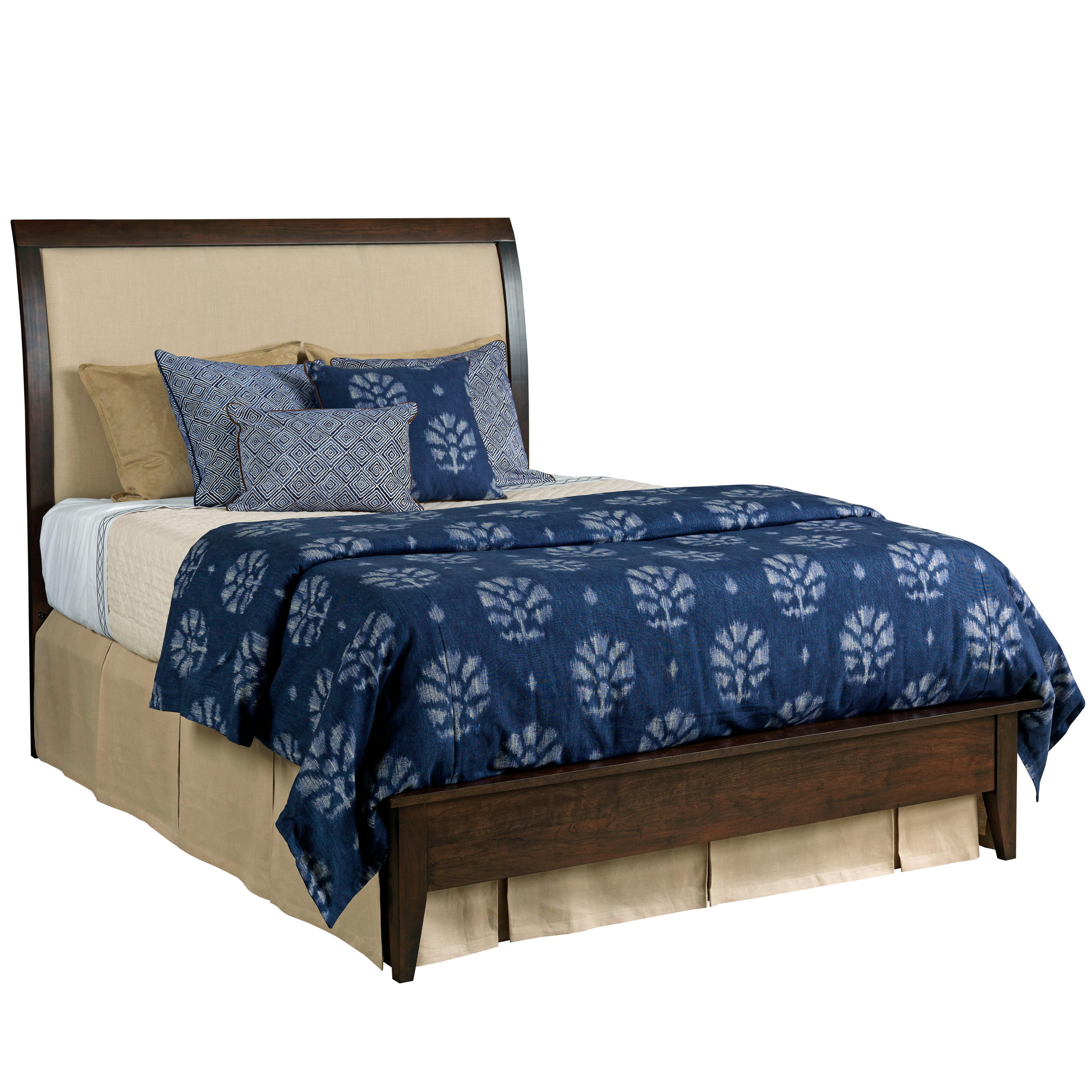 Kincaid Furniture Gatherings Queen Meridian Bed - Item Number: 44-2530