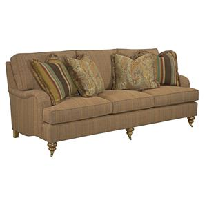 Kincaid Furniture Greenwich 3 Over 3 Sofa