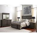Kincaid Furniture Greyson CK Bedroom Group - Item Number: 608 CK Bedroom Group 3