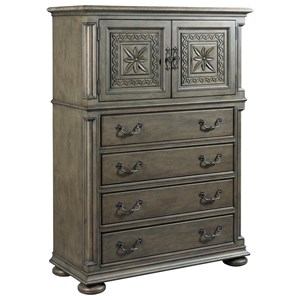 Milford Door Chest