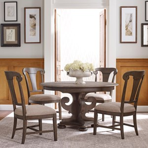 Kincaid Furniture Greyson 5 Pc Kitchen Dining Set
