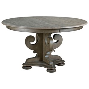 Grant Round Pedestal Dining Table