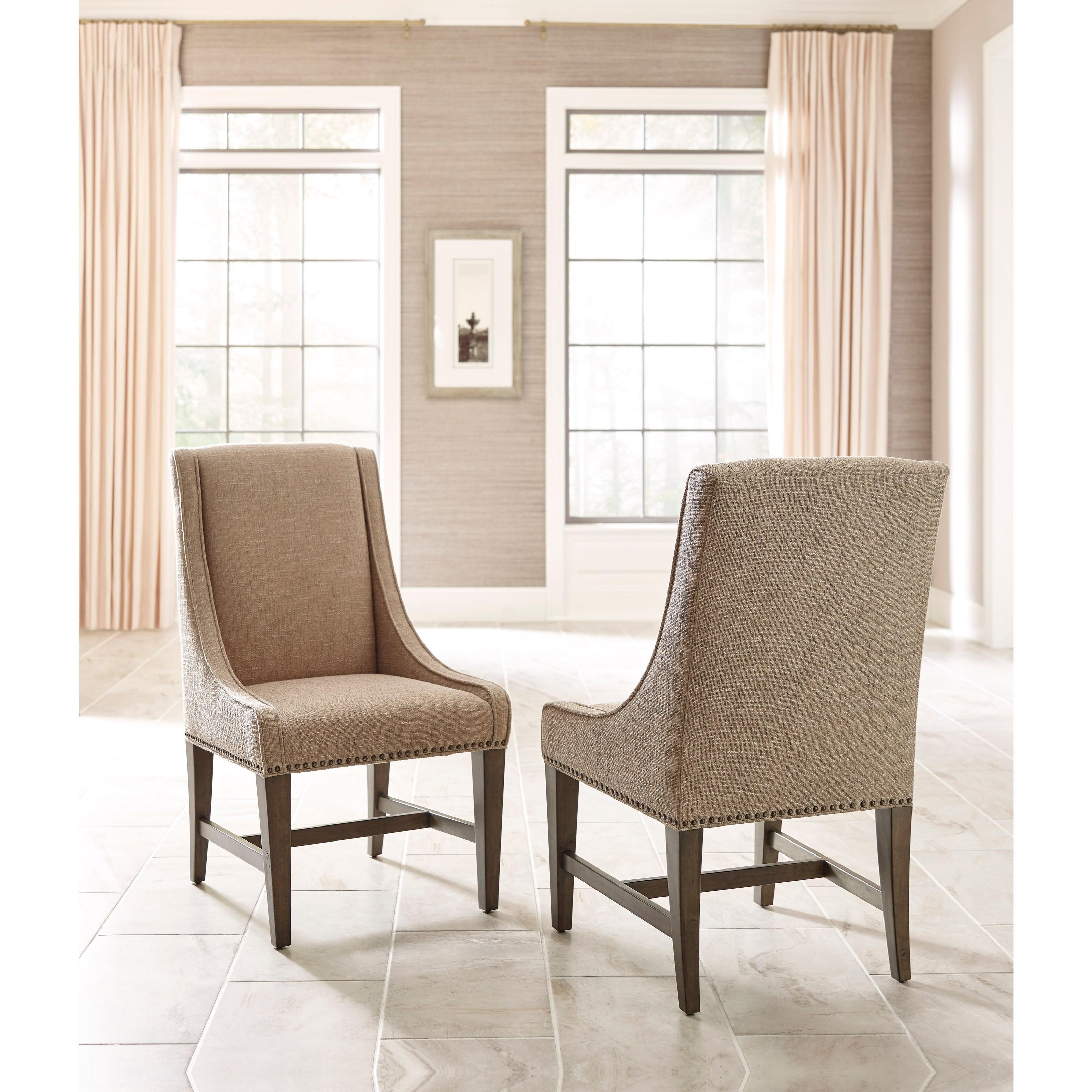 Kincaid Furniture Greyson Nine Piece Refectory Table