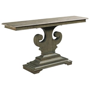 Kincaid Furniture Greyson Huff Hall Console