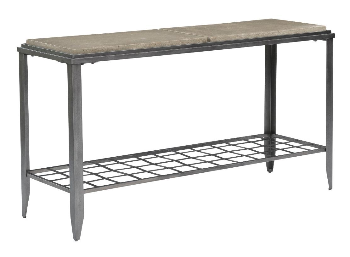 Kincaid Furniture Grid Sofa Table - Item Number: 69-1231
