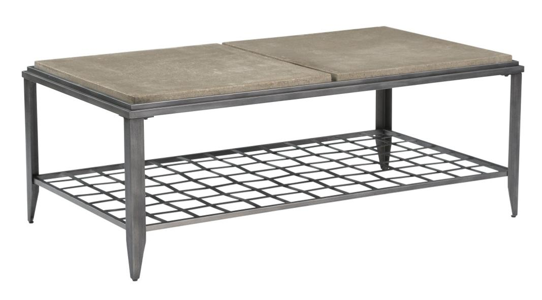 Kincaid Furniture Grid Rectangular Cocktail Table - Item Number: 69-1233
