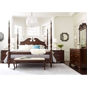 Kincaid Furniture Hadleigh CK Bedroom Group