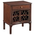 Kincaid Furniture Hadleigh Bedside Table - Item Number: 607-421