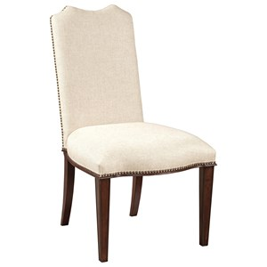 Kincaid Furniture Hadleigh Upholstered Side Chair