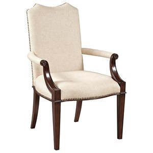 Kincaid Furniture Hadleigh Upholstered Arm Chair