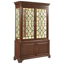 Kincaid Furniture Hadleigh China Cabinet - Item Number: 607-830P