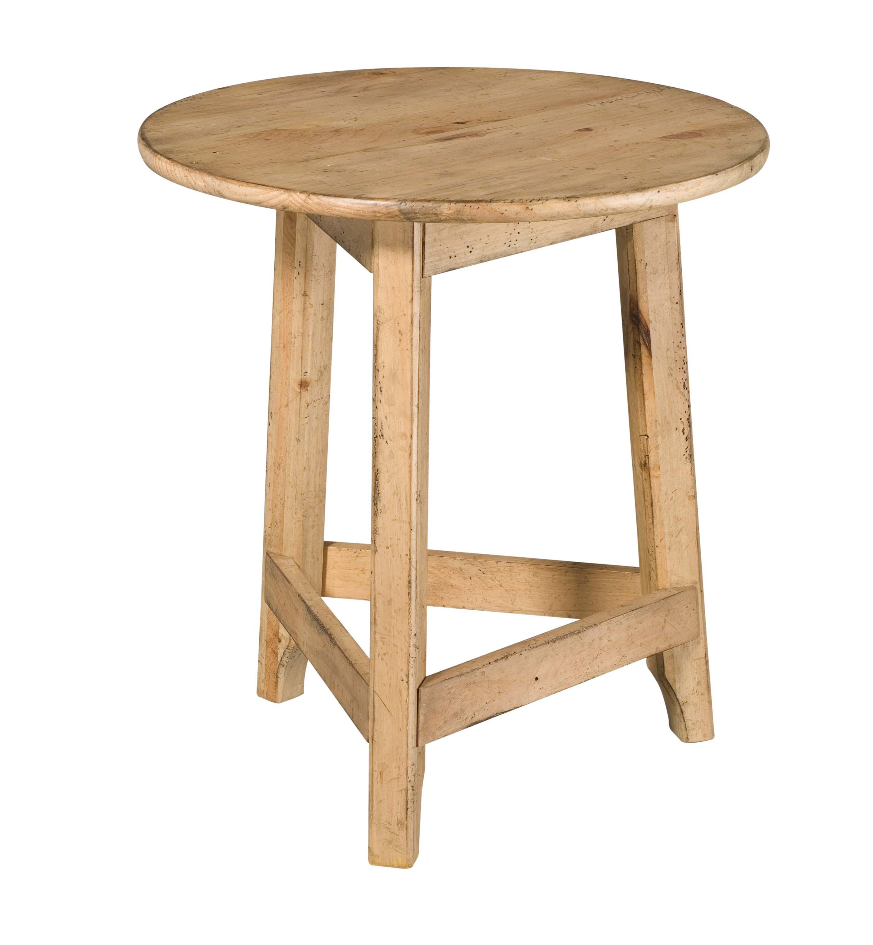 Kincaid Furniture Homecoming Round Accent Table - Item Number: 33-020