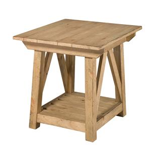 Kincaid Furniture Homecoming End Table