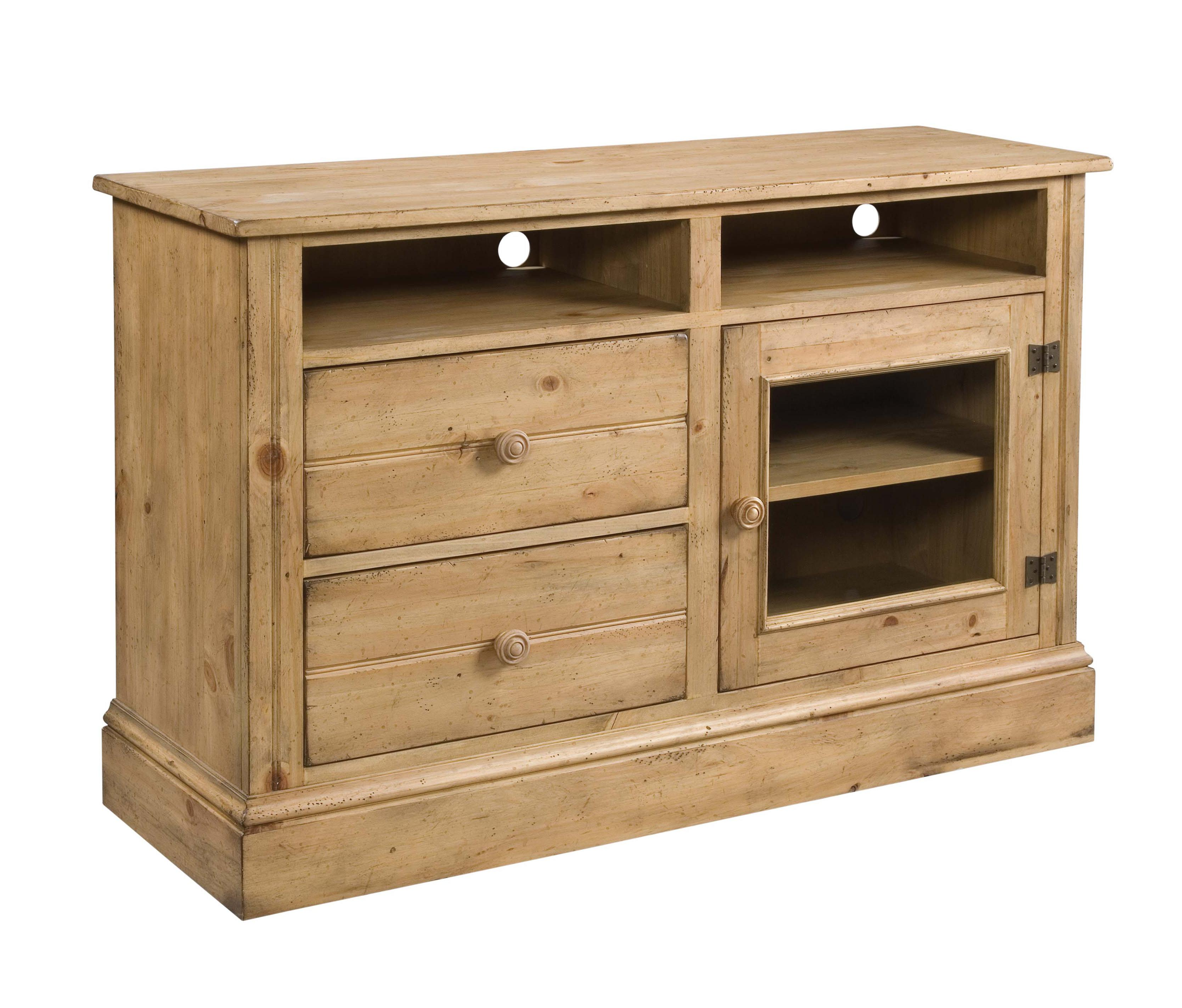 Homecoming Craftsman Entertainment Console By Kincaid Furniture