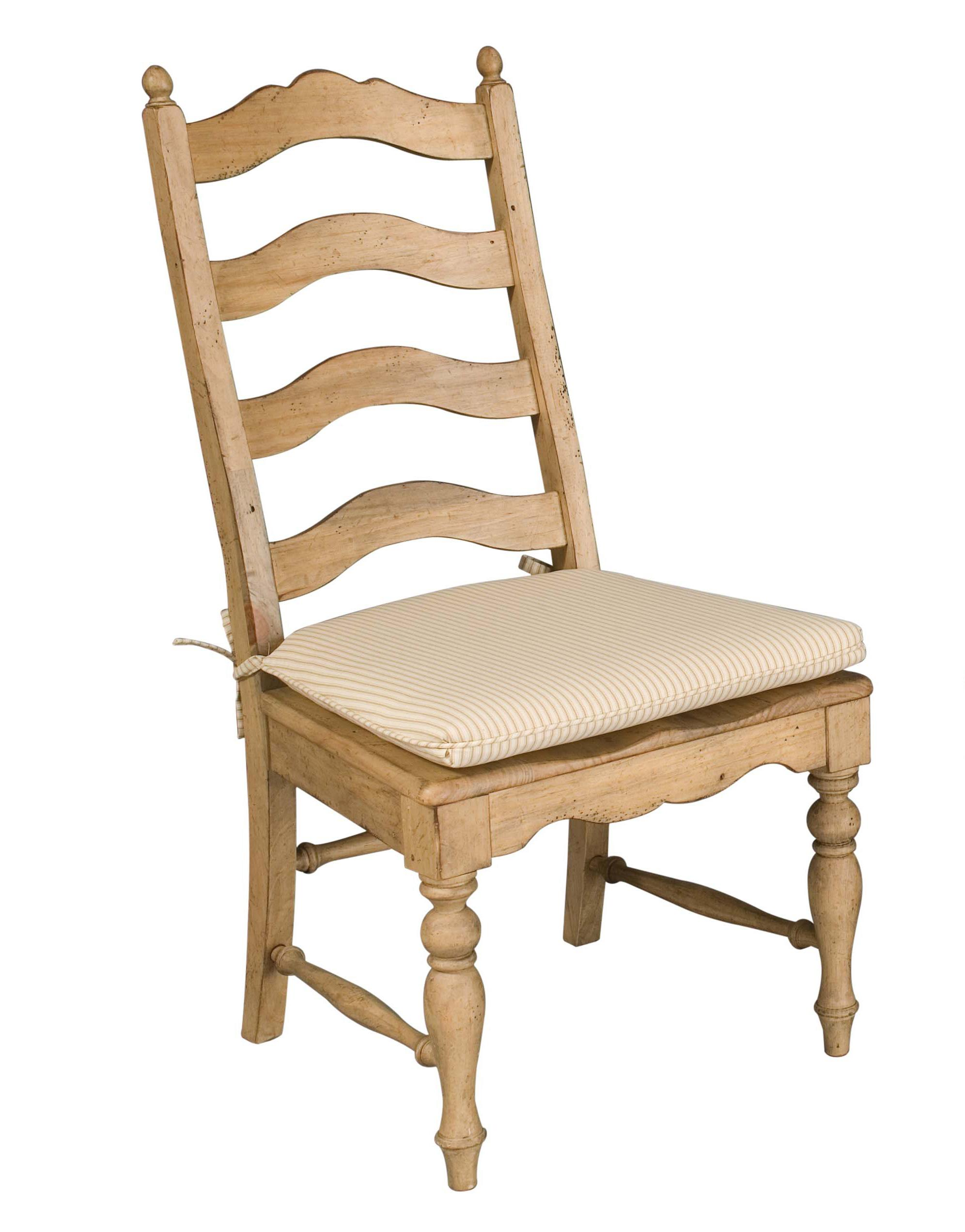 Kincaid Furniture Homecoming Ladderback Side Chair - Item Number: 33-061