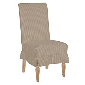 Kincaid Furniture Homecoming Slipcover Chair