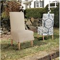 Kincaid Furniture Homecoming Slipcover Chair