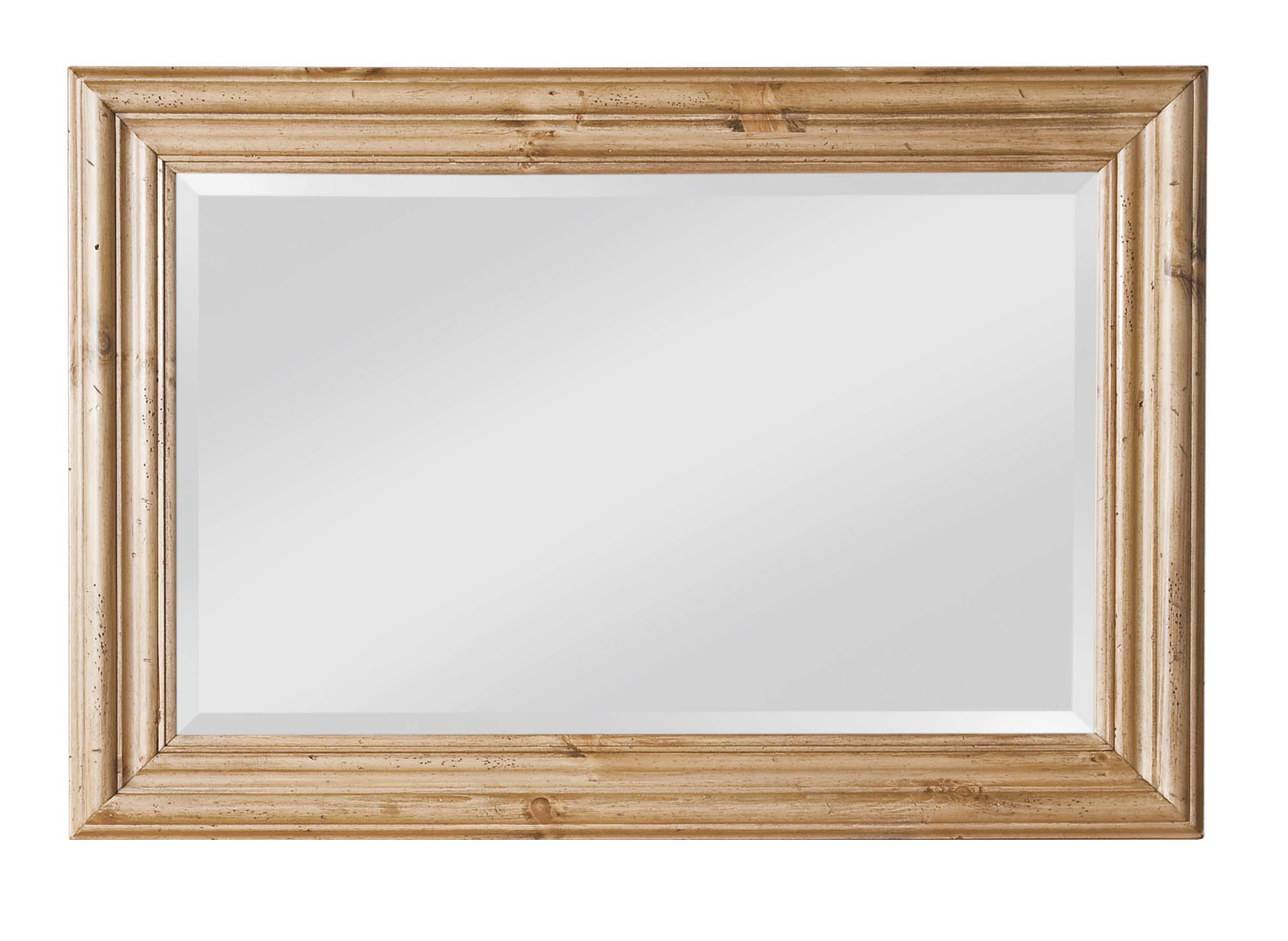 Kincaid Furniture Homecoming Landscape Mirror - Item Number: 33-114