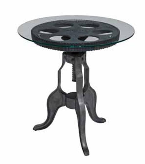 Kincaid Furniture Homecoming Gear End Table - Item Number: 37-021