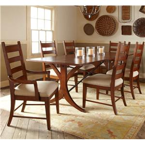 Kincaid Furniture Homecoming 7 Pc Dining Set