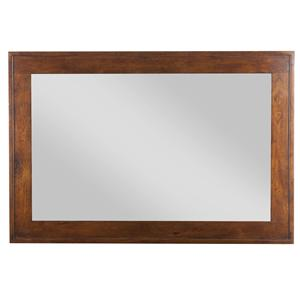Kincaid Furniture Homecoming Vintage Cherry Double Vision Mirror