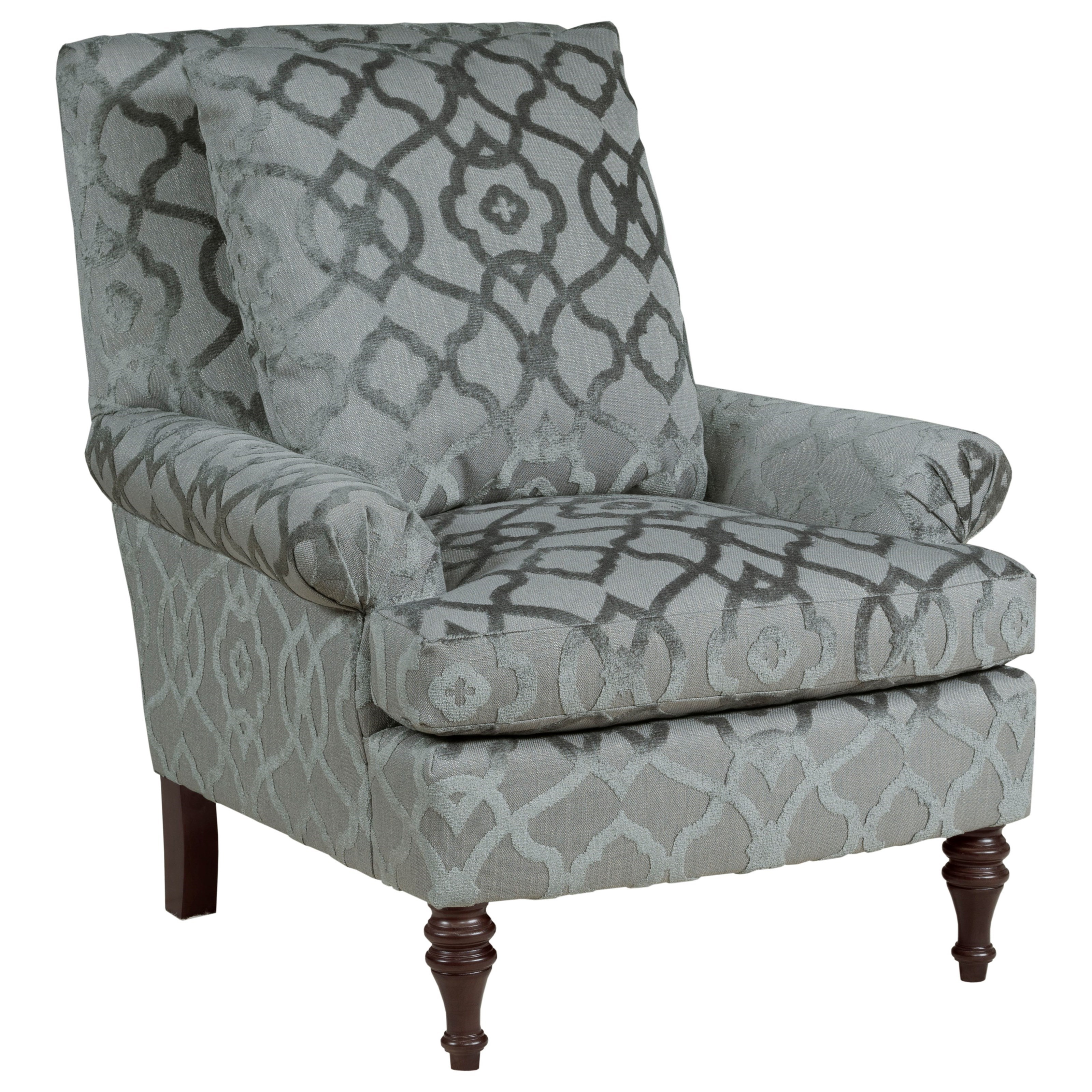 Accent Chairs Holden Chair by Kincaid Furniture at Johnny Janosik