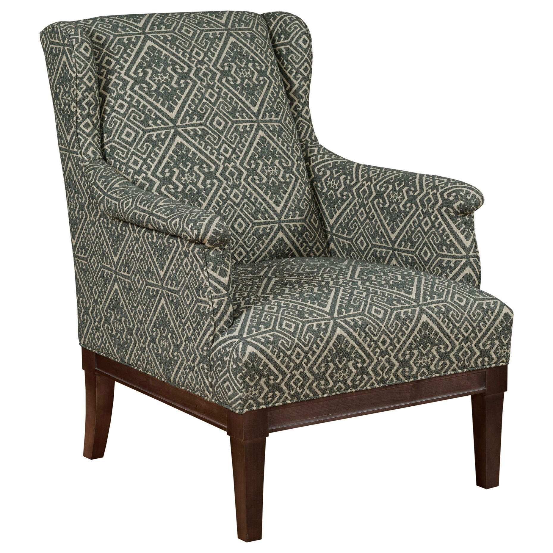 Accent Chairs Chair by Kincaid Furniture at Johnny Janosik