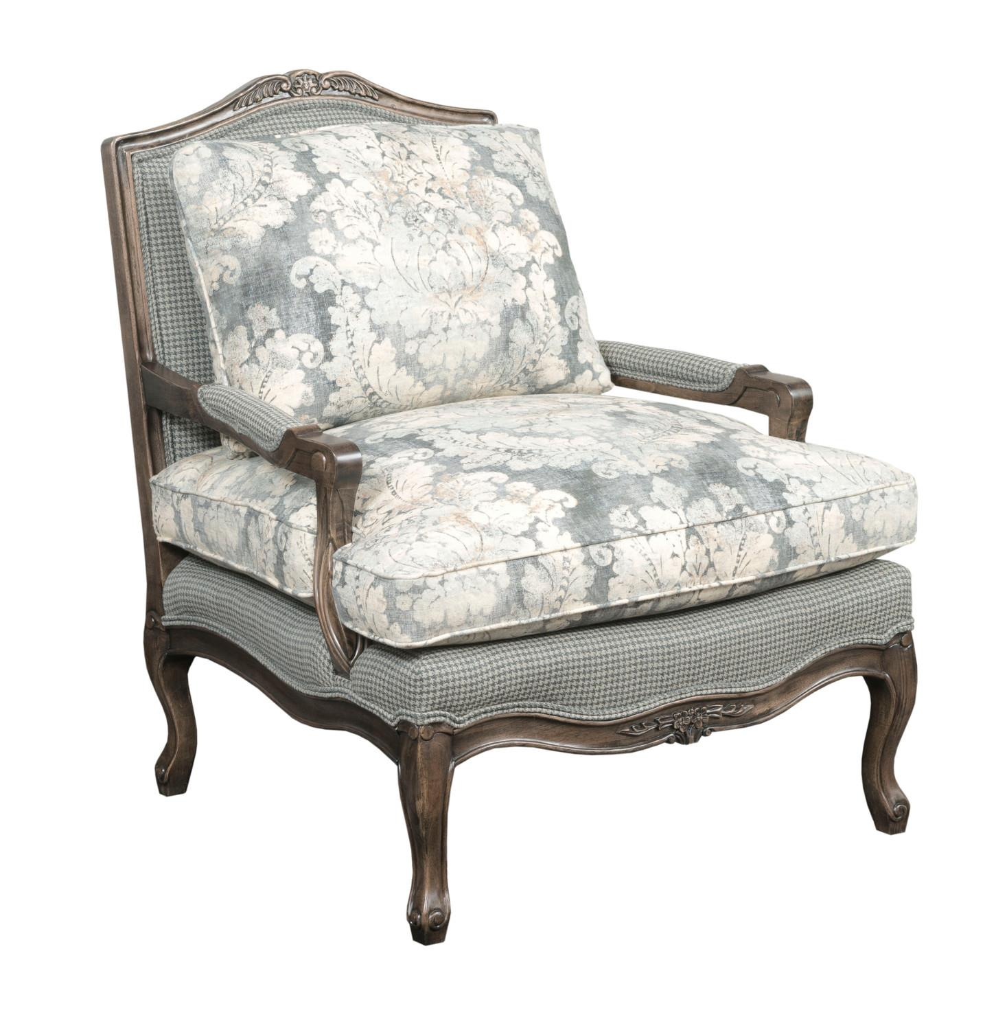 Kincaid Furniture Accent Chairs 044 00 Exposed Wood