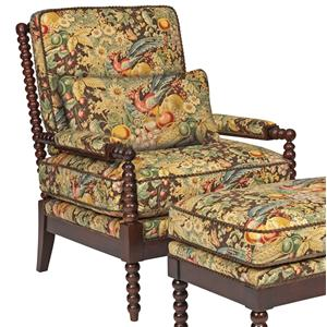 Kincaid Furniture Accent Chairs Accent Chair