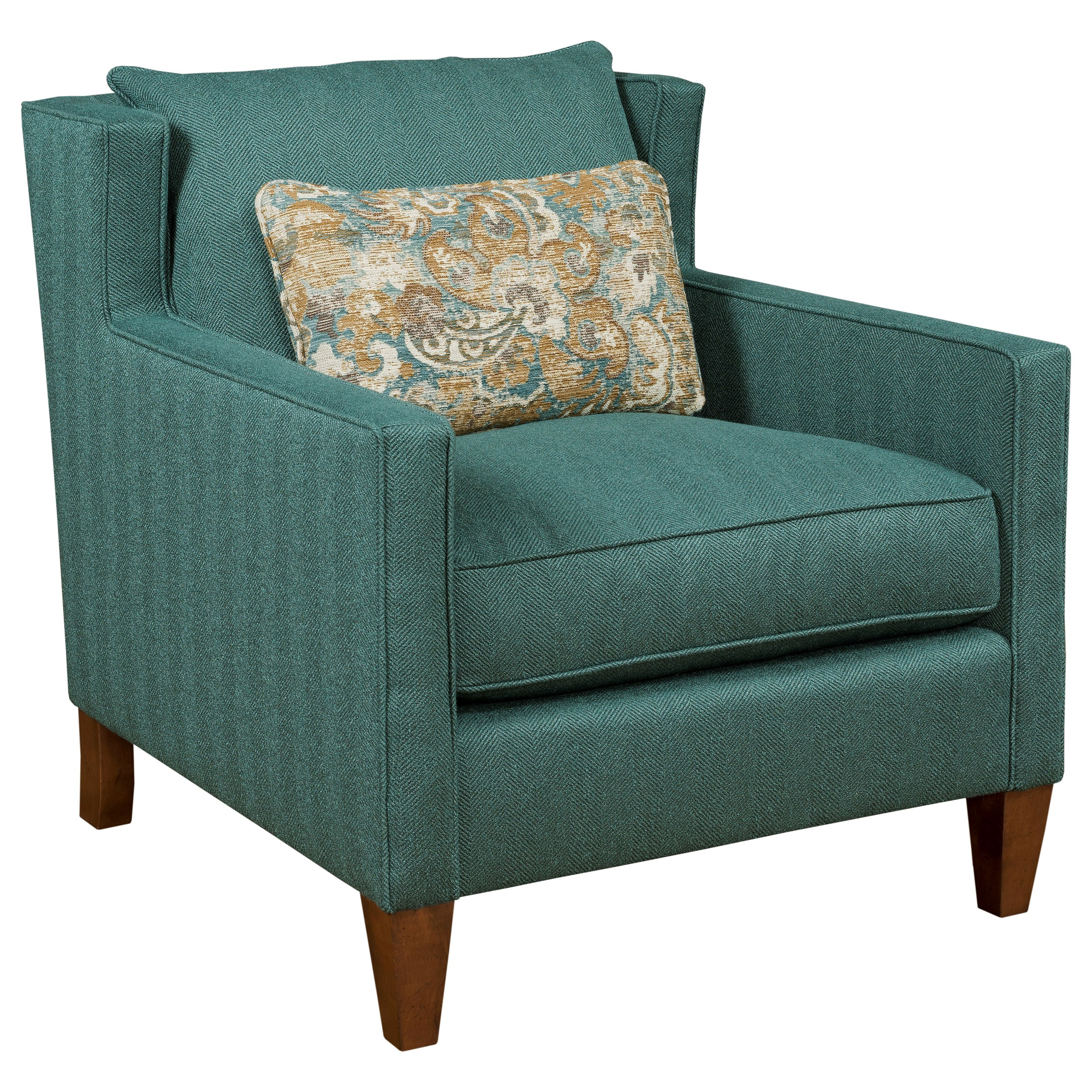 Alta Upholstered Chair by Kincaid Furniture at Powell's Furniture and Mattress