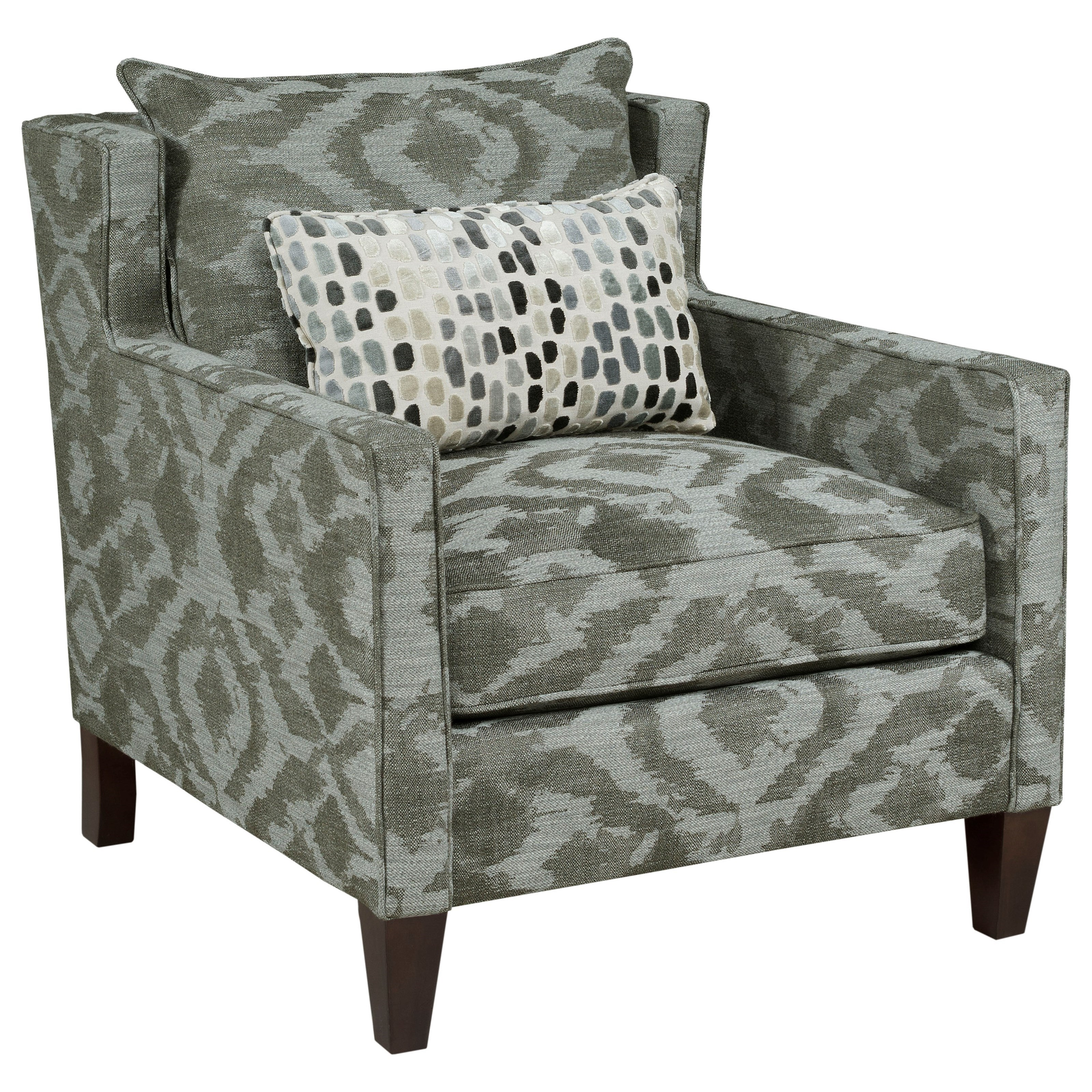 Alta Upholstered Chair by Kincaid Furniture at Belfort Furniture