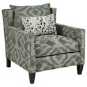 Kincaid Furniture Alta Upholstered Chair - Item Number: 317-84-Kota Iron