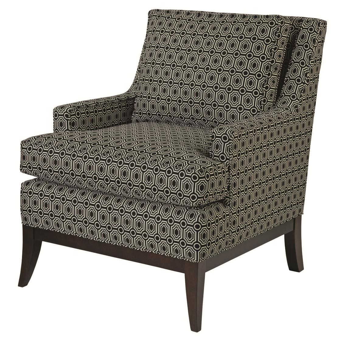 Kincaid Furniture Accent Chairs Park Avenue Chair - Item Number: 835-00