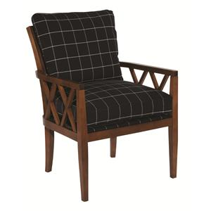 Kincaid Furniture Accent Chairs Veranda Chair
